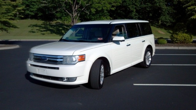 purchase used 2009 ford flex 4dr sel awd in blountville. Black Bedroom Furniture Sets. Home Design Ideas