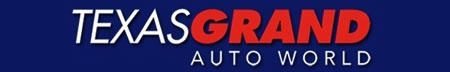 Texas Grand Auto World. (915) 633-9100