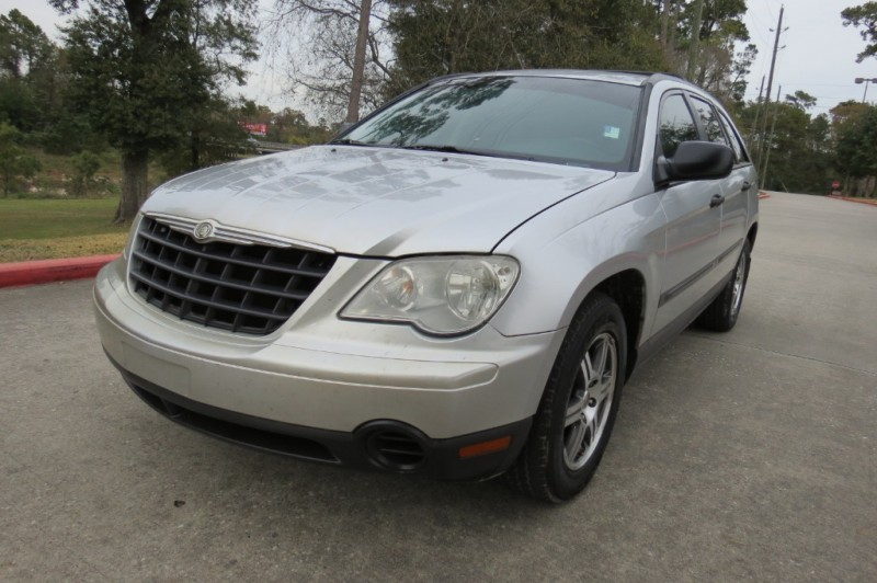 2007 chrysler pacifica used chrysler pacifica for sale in houston texas. Black Bedroom Furniture Sets. Home Design Ideas