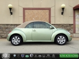 Volkswagen Beetle Convertible 2009