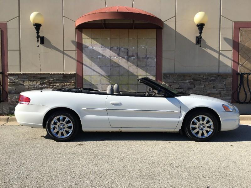 Chrysler Sebring Limited/NAV 2005