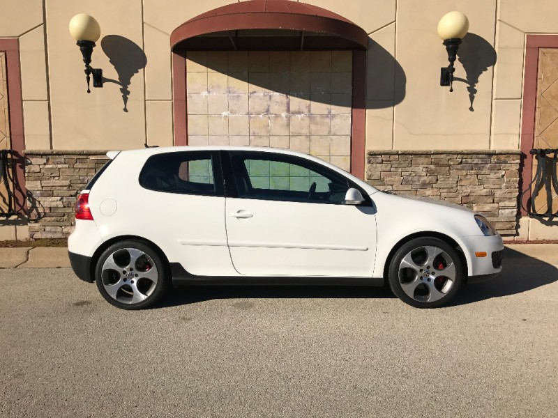 Volkswagen New GTI 2006