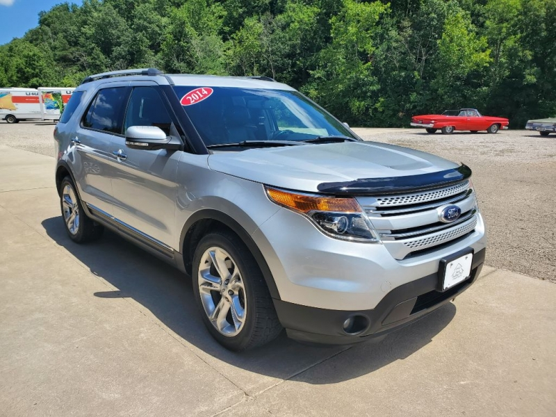 2014 ford explorer limited cars - millfield, oh at geebo