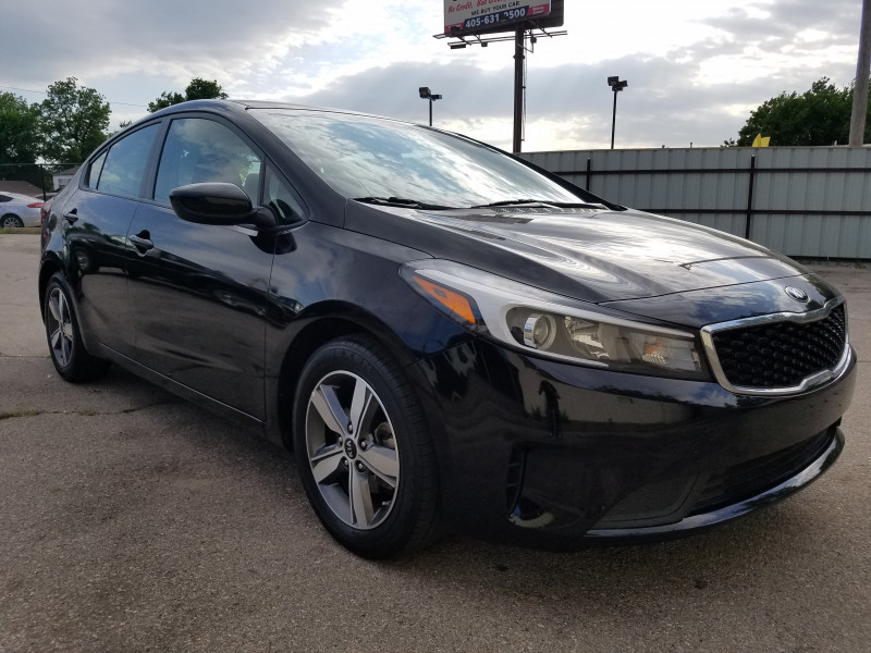 2018 kia forte s auto cars - oklahoma city, ok at geebo