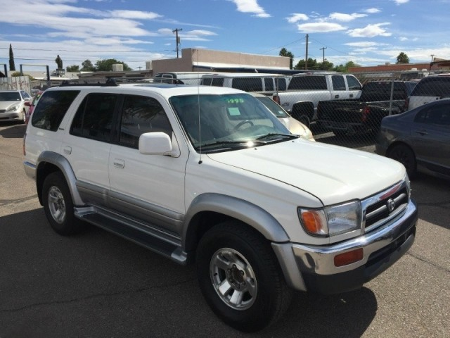 1998 Toyota 4Runner 4dr Limited 3 4L Auto Claz