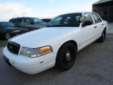 Ford Police Interceptor 2008