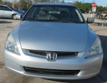Honda Accord Hybrid 2005