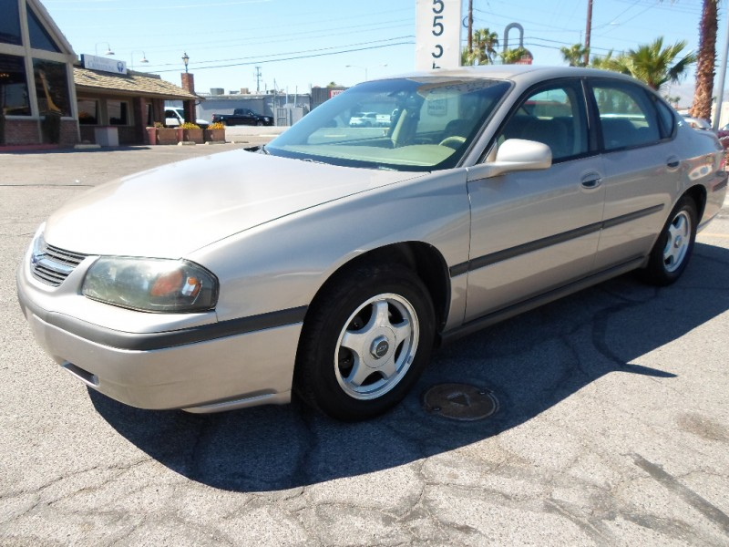 2003 chevrolet impala 2003 chevrolet impala car for sale in las vegas nv 4480155589 used. Black Bedroom Furniture Sets. Home Design Ideas