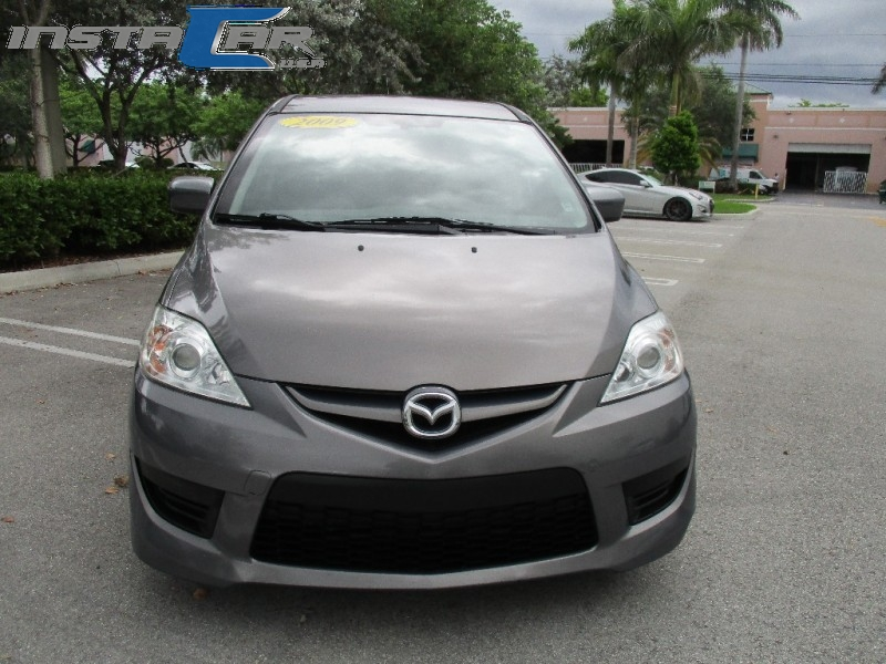 2009 Mazda Mazda5 4dr Wgn Auto Grand Touring Very clean in and out Gray Gray 117011 miles Stoc
