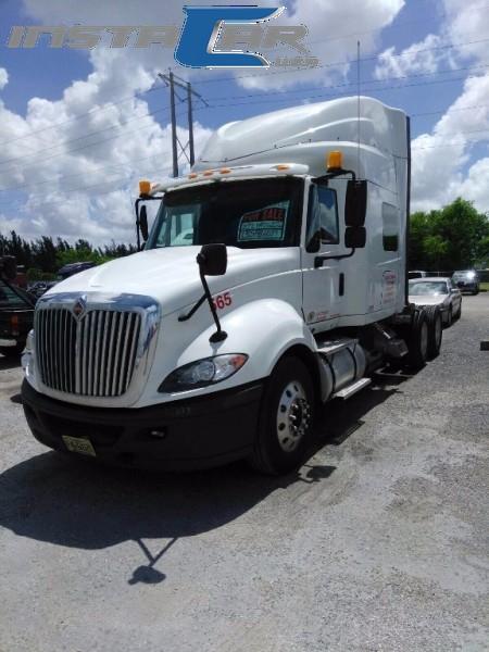 2012 International White Gray 353578 miles Stock 699565 VIN 3HSDJSJR8CN699565
