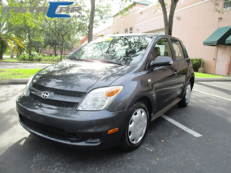 2006 Scion xA 4dr HB Auto Very clean in and out Gray Black 126601 miles Stock 1-135641 VIN