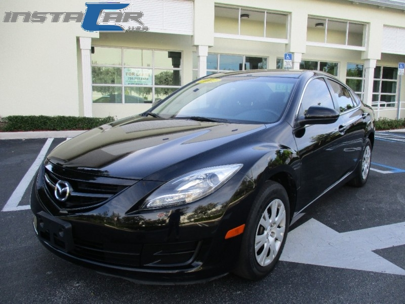 2012 Mazda Mazda6 4dr Sdn Auto i Sport Beautiful vehicle very clean in and out good tires autom