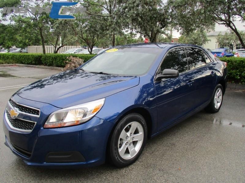 2013 Chevrolet Malibu 4dr Sdn LS w1LS Blue Gray 73300 miles Stock 116489 VIN 1G11B5SAXDU11