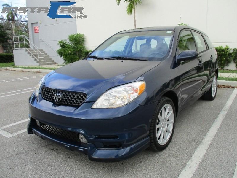 2003 Toyota Matrix 5dr Wgn XR Blue Gray 119022 miles Stock 040962 VIN 2T1KR32EX3C040962