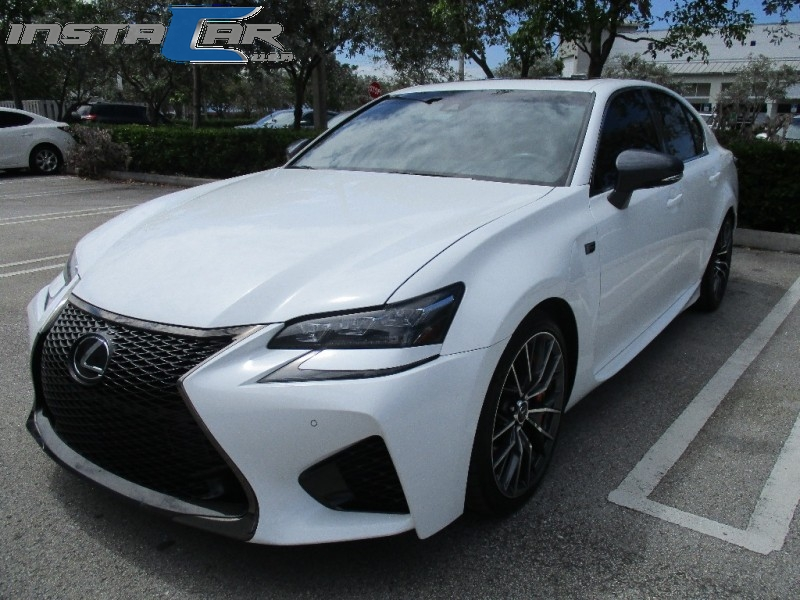 2016 Lexus GS F 4dr Sdn Beautiful vehicle almost new perfect condition like new low millage g
