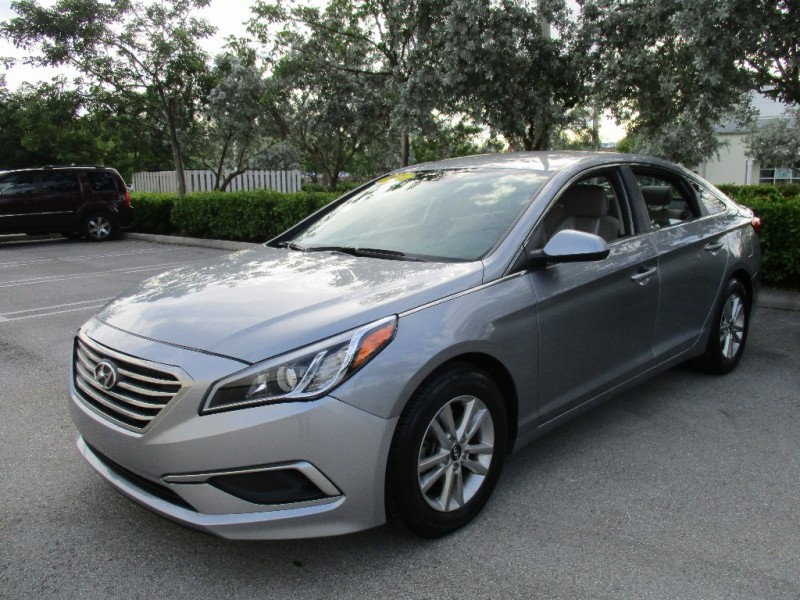 2016 Hyundai Sonata If you want four doors a nice dose of refinement and a low price the base-lev