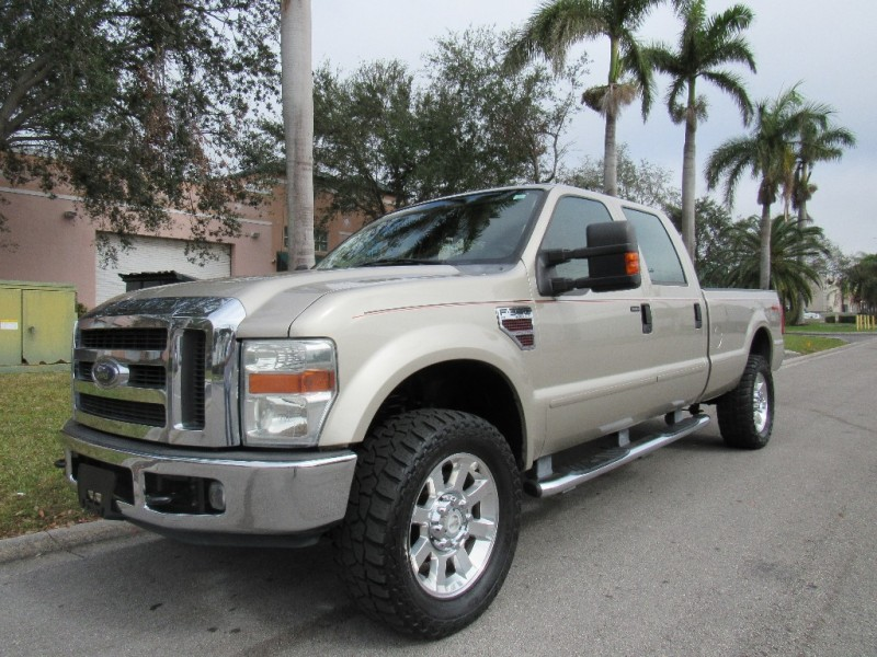 2008 Ford Super Duty F-350 SRW very good conditionsWhether youre into commercial construction