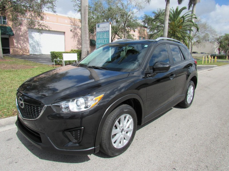 2013 Mazda CX-5 FWD 4dr Auto Sport EXCELLENT CONDITIONS Black Black 103705 miles Stock 1