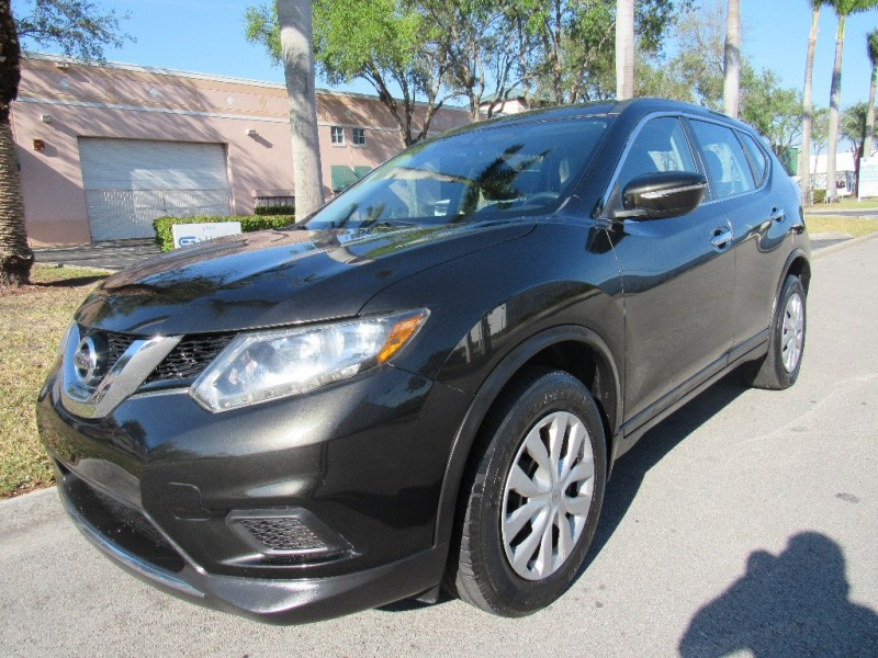 2014 Nissan Rogue FWD 4dr SV VERY CLEAN IN  OUTGOOD TIRES GOOD ENGINE VERY GOOD CONDITIONS G