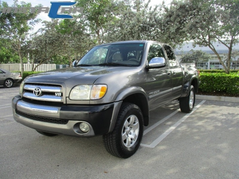 2003 Toyota Tundra TRD Very clean in and out Gray Gray 217000 miles Stock 378411 VIN 5TBRT