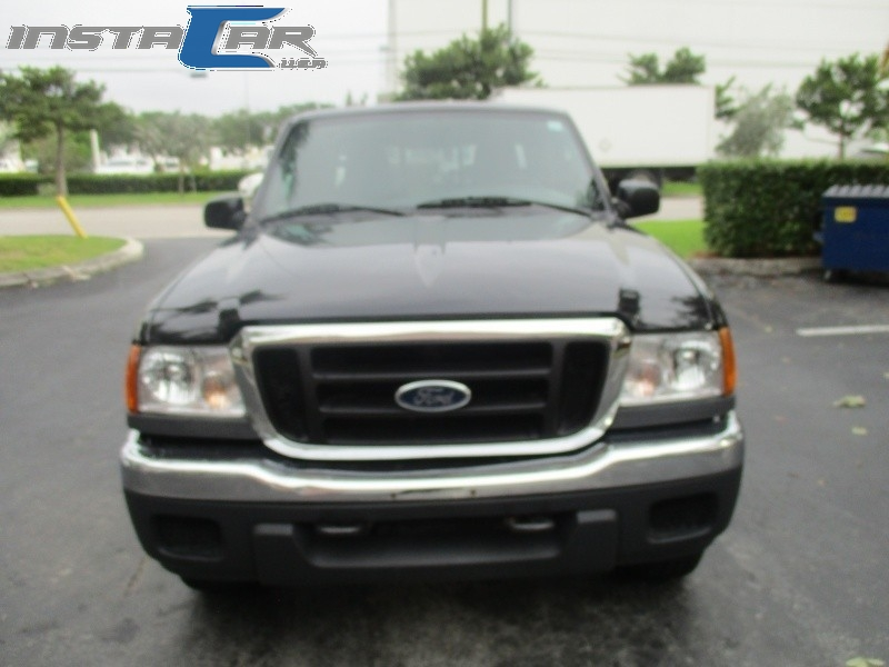 2004 Ford Ranger Very clean in and out Black Black 108236 miles Stock A06200 VIN 1FTZR45E64P