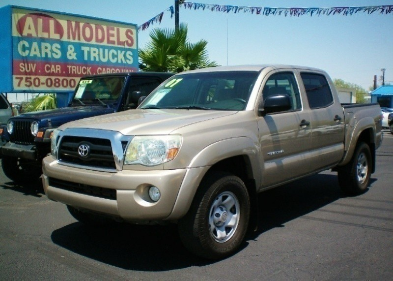 2007 Toyota Tacoma 2WD Double 128 V6 AT PreRunner N STOP LOOKING  YOU FOUND YOUR CAR  The