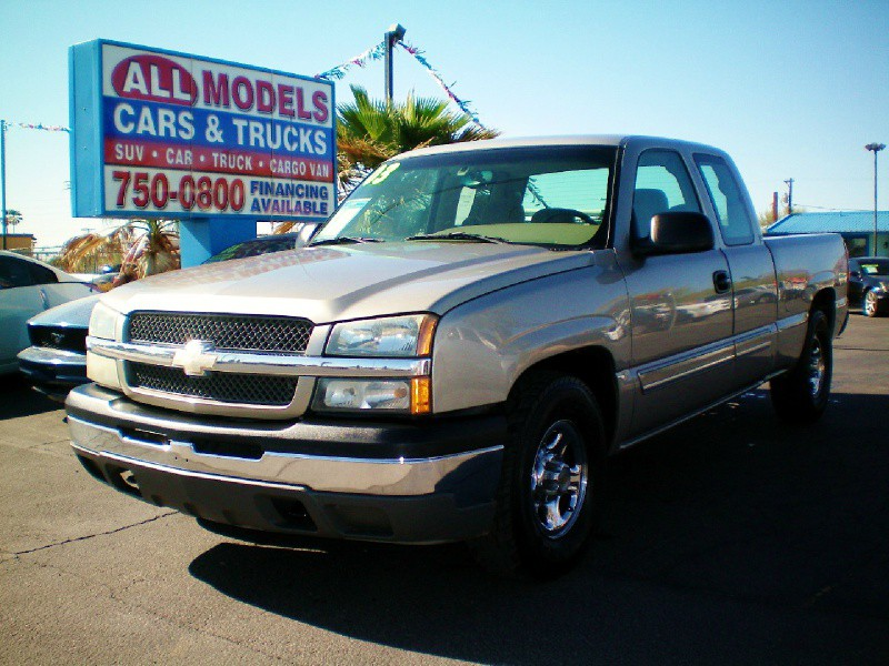 2003 Chevrolet Silverado 1500 Ext Cab 1435 YOU FOUND YOUR TRUCK  This 2003 Chevy Silverado 150