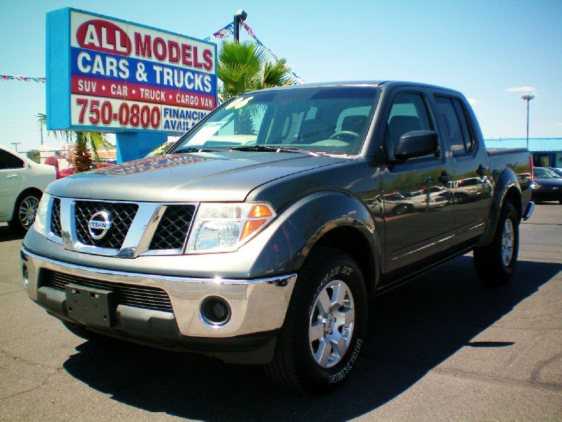 2006 Nissan Frontier SE Crew Cab V6 Auto 2WD STOP LOOKING  YOU FOUND YOUR TRUCK   This 200