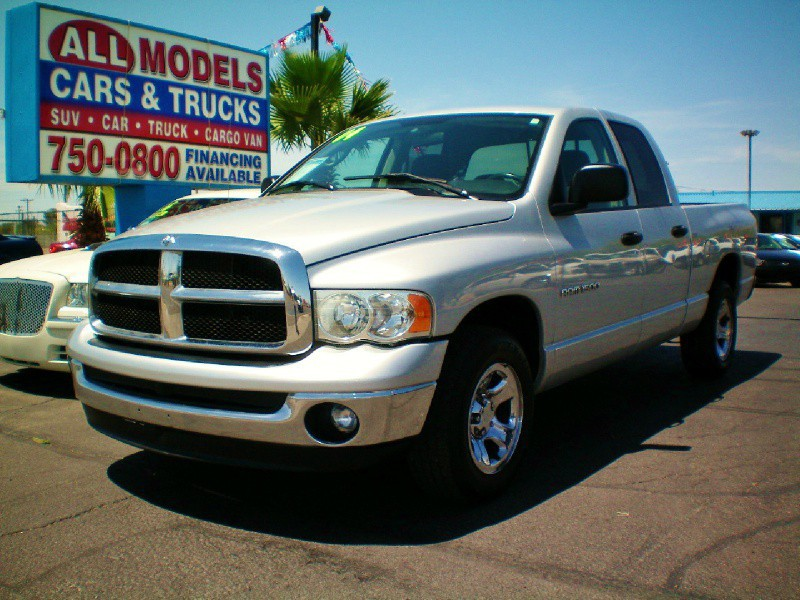 2004 Dodge Ram 1500 4dr Quad Cab 1405  YOU FOUND YOUR TRUCK   This 2004 Dodge Ram 1500 is Am