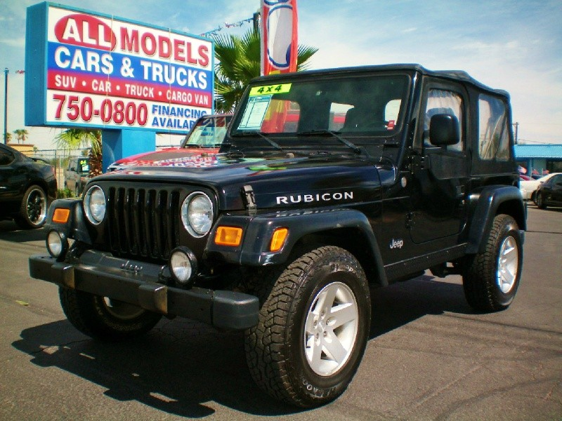 2004 Jeep Wrangler 2dr Rubicon   STOP LOOKING  YOU FOUND YOUR JEEP  Wrangler Rubicon   Am