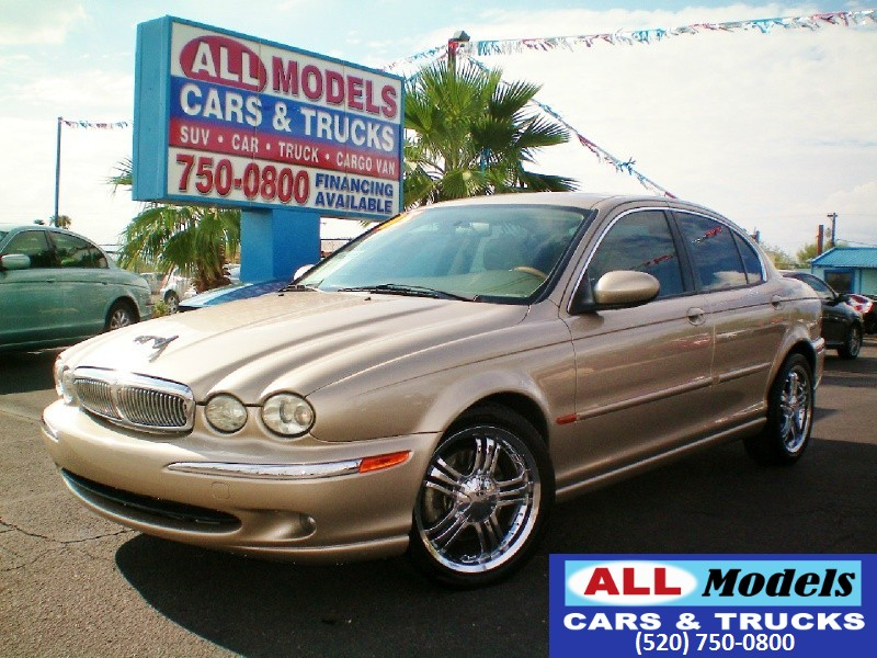 2005 Jaguar X-TYPE  2005 Jaguar X-Type 30L Sedan 4D VIN SAJWA51A45WE56992