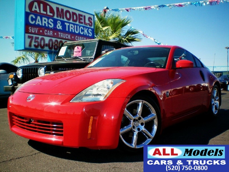 2004 Nissan 350Z 2dr Cpe Performance Manual Here is the sports car every body love to have 2004 Ni