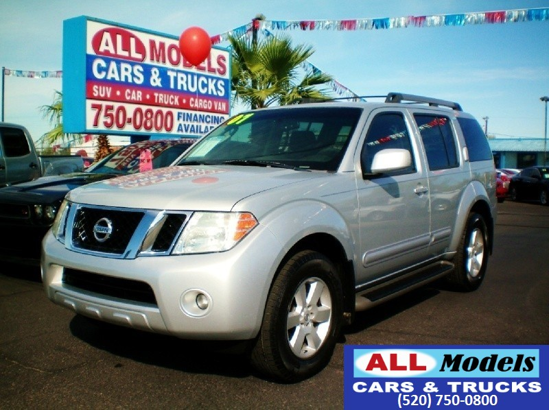 2008 Nissan Pathfinder 2WD 4dr V6 SE This One Owner 2008 Nissan Pathfinder SE is Super Cleane and i