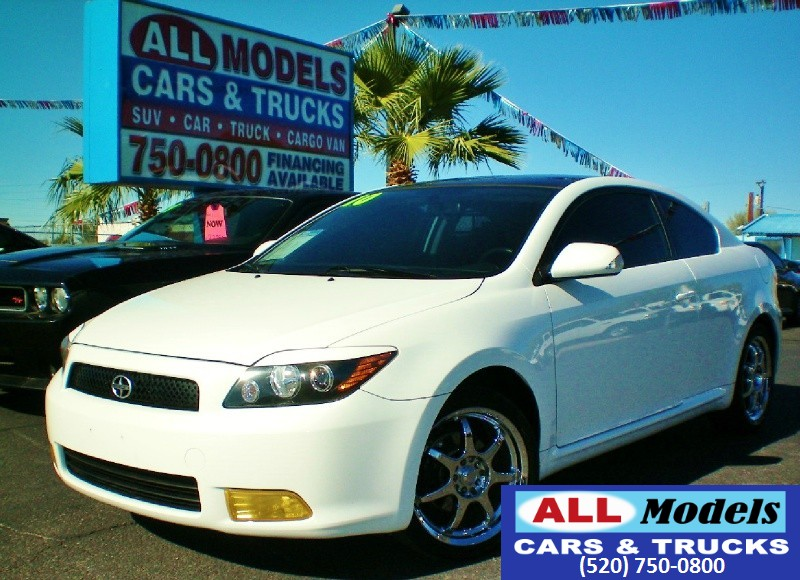2010 Scion tC 2dr HB Man Release Series 60 2010 Scion tC Hatchback Coupe 2D This a Awsome 2010 Sc