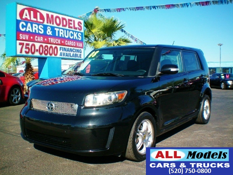 2008 Scion xB 5dr Wgn Auto Its a Peach a Great Ride Great Gas Mileage Low Milage Super Clean