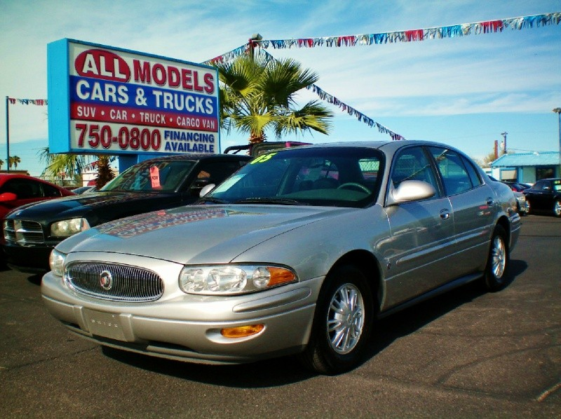 2005 Buick LeSabre 4dr Sdn Limited 2005 Buick LeSabre 4 door seddan Limited edition fully loaded