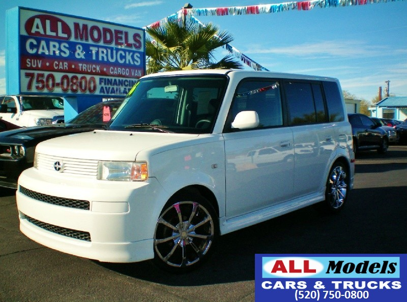 2006 Scion xB 5dr Wgn Auto Its a Peach a Great Ride Great Gas Mileage Low Milage Super Clean