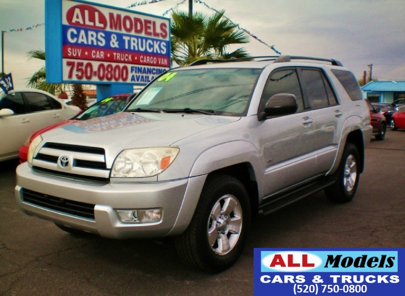 2004 Toyota 4Runner 4dr SR5 V6 Auto STOP LOOKING You found your next Vehicle  Grate Mileage