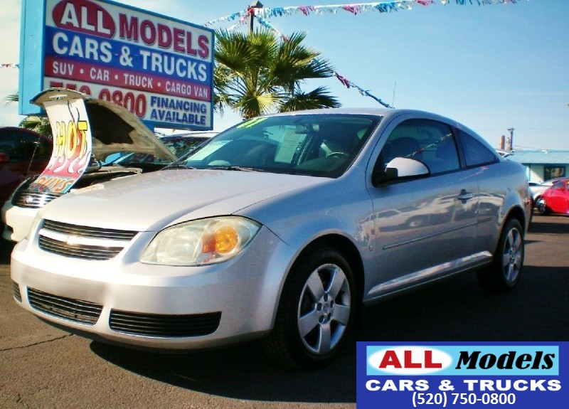 2007 Chevrolet Cobalt 2dr Cpe LT 2007 Chevrolet Cobalt LT Coupe 2D This Chevy Cobalt Coupe is Amazi