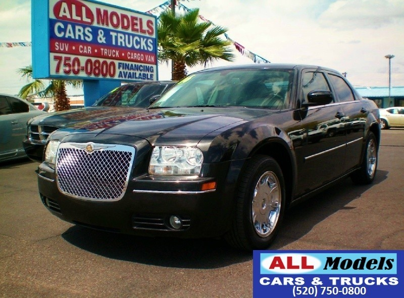 2006 Chrysler 300 4dr Sdn 300 Touring  Its Hard to buy New when you can buy em Brand Spanking Us