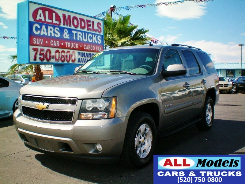 2007 Chevrolet Tahoe 2WD 4dr 1500 LT 2007 Chevrolet Tahoe LT Sport Utility 4D Fully Loaded you mus
