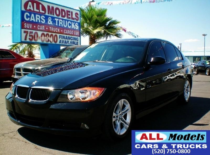 2008 BMW 3 Series 4dr Sdn 328i RWD  2008 BMW 3 Series 328i Sedan 4D VIN WBAVA33538KX86823 6-C