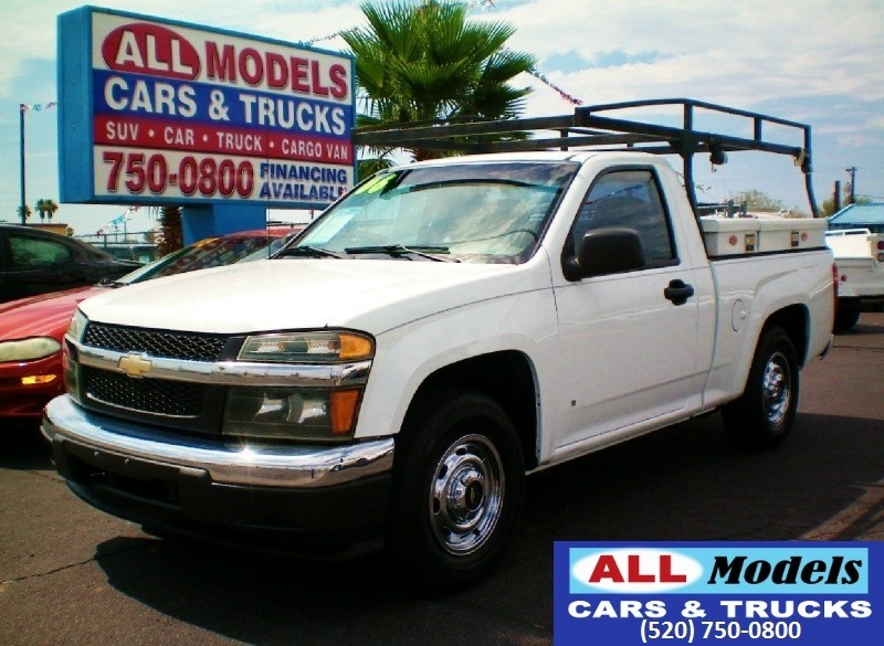 2006 Chevrolet Colorado Reg Cab 1112  2006 Chevrolet Colorado Regular Cab LS Pickup 2D  VIN 1GC