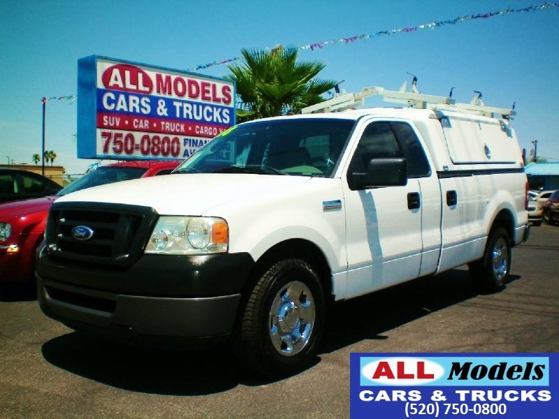 2008 Ford F-150 2WD Reg Cab 145  2008 Ford F150 Regular Cab XLT Pickup 2D 8 ft  VIN 1FTVF12598