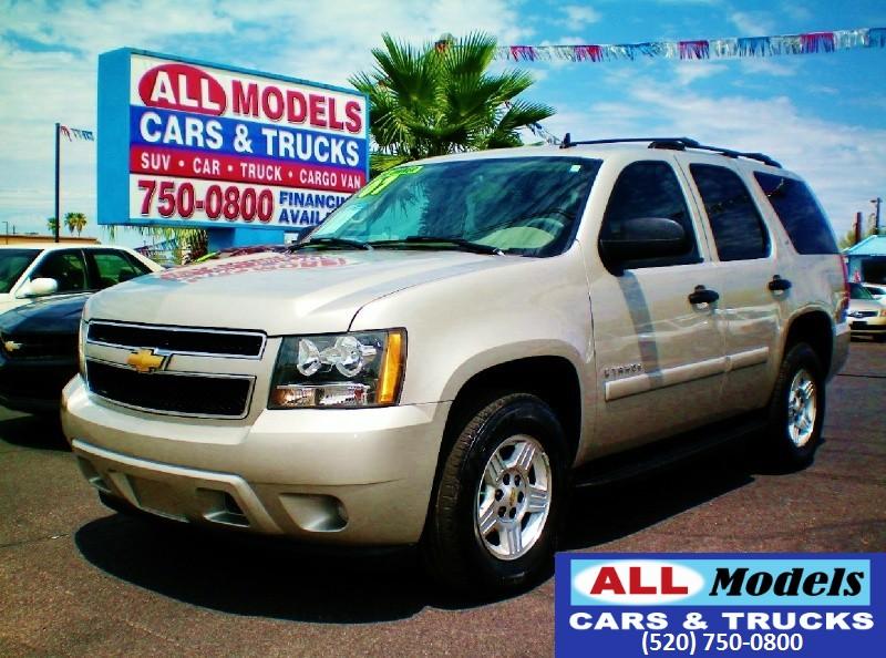 2007 Chevrolet Tahoe 2WD 4dr 1500 LS  2007 Chevrolet Tahoe LS Sport Utility 4D VIN 1GNFC13037R24