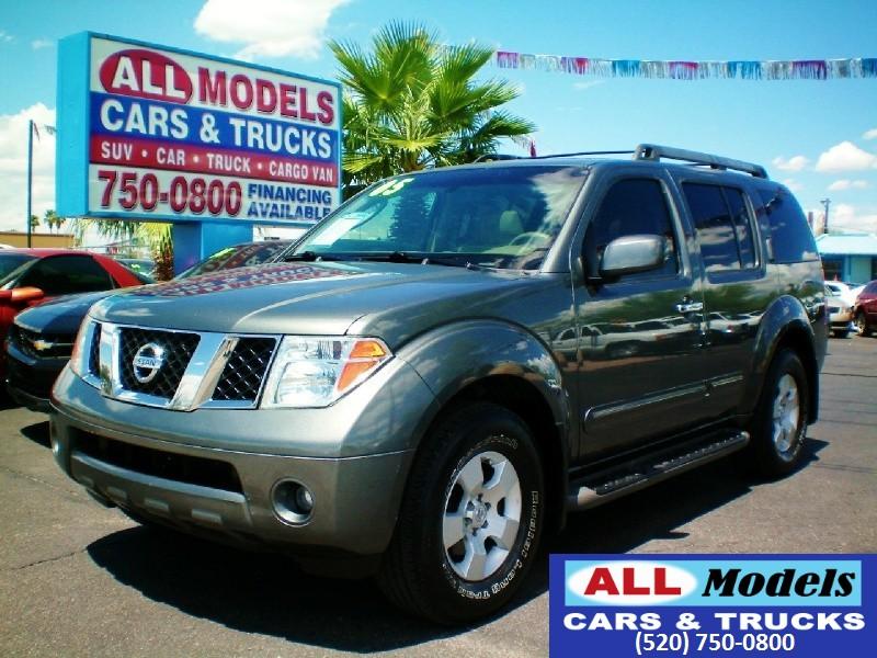 2005 Nissan Pathfinder SE 2WD 2005 Nissan Pathfinder SE Sport Utility 4D VIN 5N1AR18U15C769986