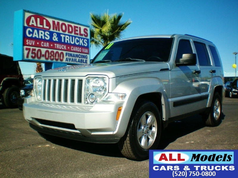 2011 Jeep Liberty RWD 4dr Sport   Features V6 37 Liter Automatic 4-Spd wOverdrive 2WD  P