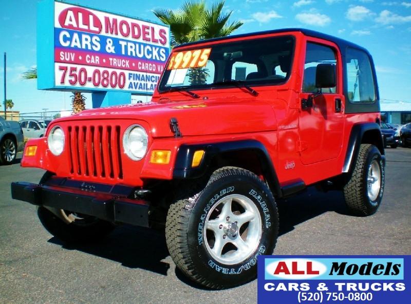 2001 Jeep Wrangler 2dr SE   2001 Jeep Wrangler SE Sport Utility 2D   VIN 1J4FA29P51P313437