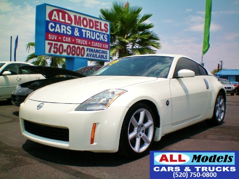 2004 Nissan 350Z 2dr Cpe Performance Manual   2004 Nissan 350Z Performance Coupe 2D  CARFAX