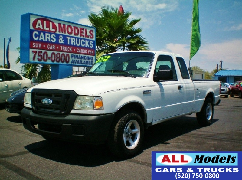 2006 Ford Ranger 2dr Supercab 126   2006 Ford Ranger Super Cab XL Pickup 2D 6 ft   VIN 1F
